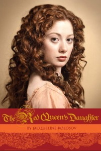 the red queen's daughter book cover