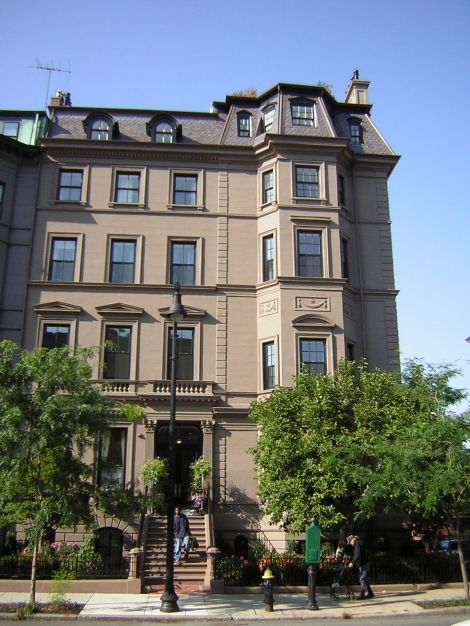 Beacon Street dorm