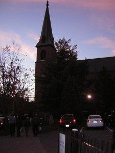 church in Salem